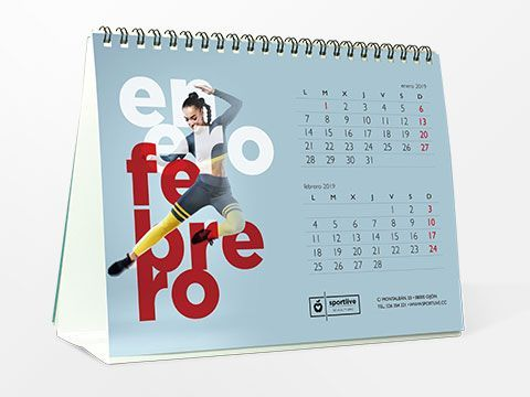 calendari sobretaula wireo